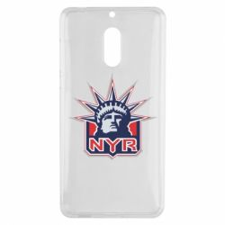 Чехол для Nokia 6 New York Rangers - FatLine