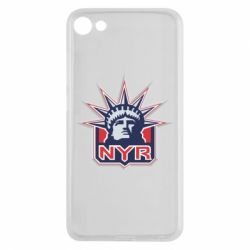 Чехол для Meizu U10 New York Rangers - FatLine