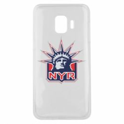 Чехол для Samsung J2 Core New York Rangers - FatLine