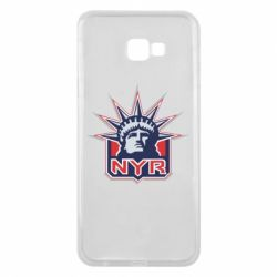 Чехол для Samsung J4 Plus 2018 New York Rangers - FatLine