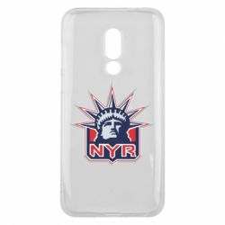 Чехол для Meizu 16 New York Rangers - FatLine