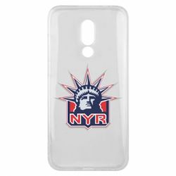 Чехол для Meizu 16x New York Rangers - FatLine