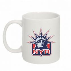 Кружка 320ml New York Rangers - FatLine