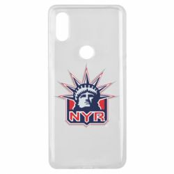 Чехол для Xiaomi Mi Mix 3 New York Rangers - FatLine