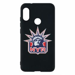 Чехол для Mi A2 Lite New York Rangers - FatLine