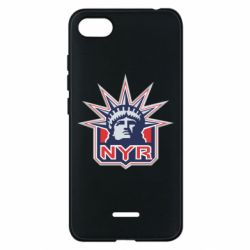 Чехол для Xiaomi Redmi 6A New York Rangers - FatLine