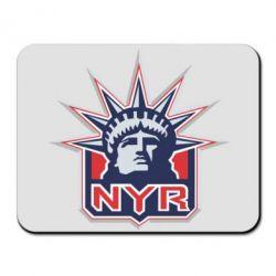 Коврик для мыши New York Rangers