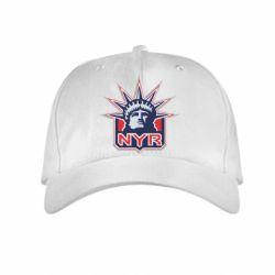 Детская кепка New York Rangers - FatLine