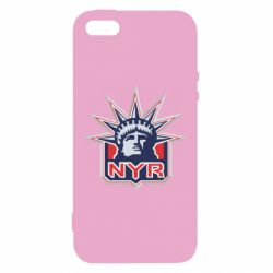 Чехол для iPhone5/5S/SE New York Rangers - FatLine