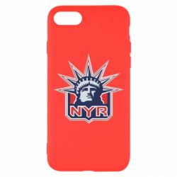 Чехол для iPhone 7 New York Rangers - FatLine