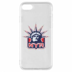 Чехол для iPhone 8 New York Rangers - FatLine