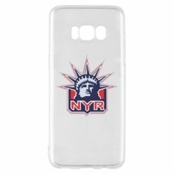 Чехол для Samsung S8 New York Rangers - FatLine
