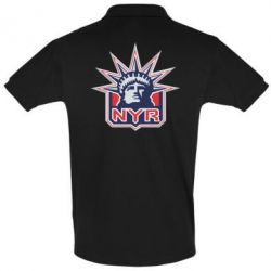 Футболка Поло New York Rangers - FatLine
