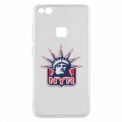 Чехол для Huawei P10 Lite New York Rangers - FatLine