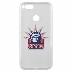 Чехол для Xiaomi Mi A1 New York Rangers - FatLine