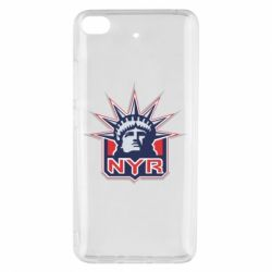 Чехол для Xiaomi Mi 5s New York Rangers - FatLine