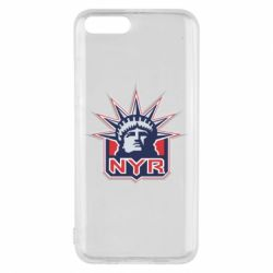 Чехол для Xiaomi Mi6 New York Rangers - FatLine