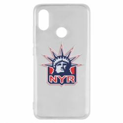 Чехол для Xiaomi Mi8 New York Rangers - FatLine
