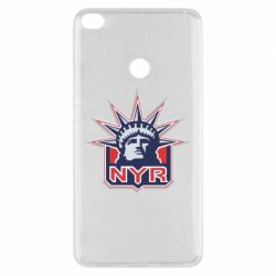 Чехол для Xiaomi Mi Max 2 New York Rangers - FatLine