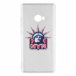 Чехол для Xiaomi Mi Note 2 New York Rangers - FatLine