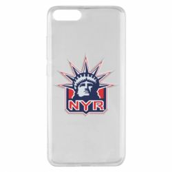 Чехол для Xiaomi Mi Note 3 New York Rangers - FatLine