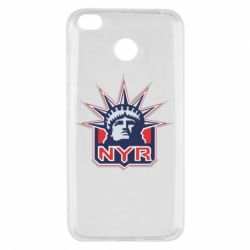 Чехол для Xiaomi Redmi 4x New York Rangers - FatLine
