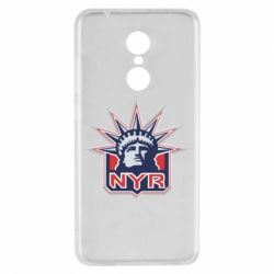 Чехол для Xiaomi Redmi 5 New York Rangers - FatLine