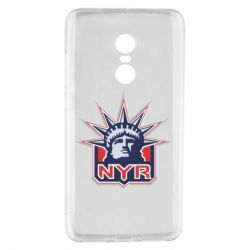 Чехол для Xiaomi Redmi Note 4 New York Rangers - FatLine