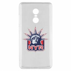 Чехол для Xiaomi Redmi Note 4x New York Rangers - FatLine