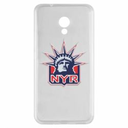 Чехол для Meizu M5s New York Rangers - FatLine
