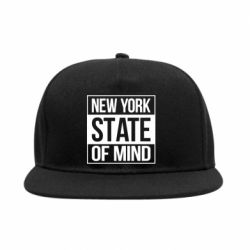 Снепбек New York state of mind
