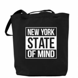 Сумка New York state of mind