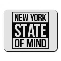 Коврик для мыши New York state of mind