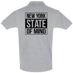 Футболка Поло New York state of mind