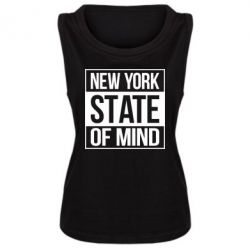 Майка жіноча New York state of mind
