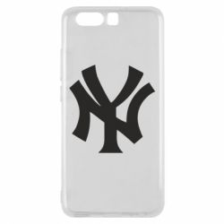 Чехол для Huawei P10 New York yankees - FatLine