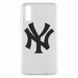 Чехол для Huawei P20 New York yankees - FatLine