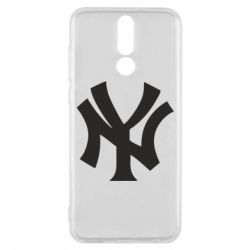 Чехол для Huawei Mate 10 Lite New York yankees - FatLine
