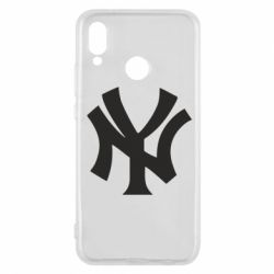 Чехол для Huawei P20 Lite New York yankees - FatLine