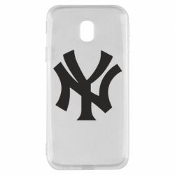 Чехол для Samsung J3 2017 New York yankees - FatLine