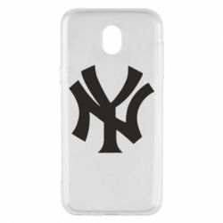 Чехол для Samsung J5 2017 New York yankees - FatLine