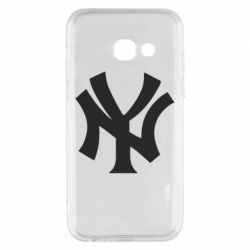 Чехол для Samsung A3 2017 New York yankees - FatLine