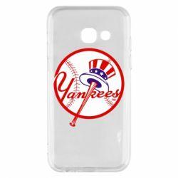 Чохол для Samsung A3 2017 New York Yankees
