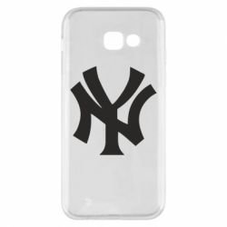 Чехол для Samsung A5 2017 New York yankees - FatLine
