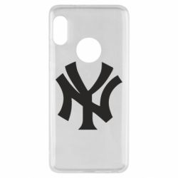 Чехол для Xiaomi Redmi Note 5 New York yankees - FatLine