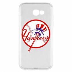Чохол для Samsung A7 2017 New York Yankees