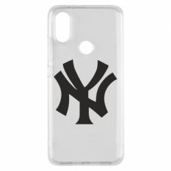 Чехол для Xiaomi Mi A2 New York yankees - FatLine