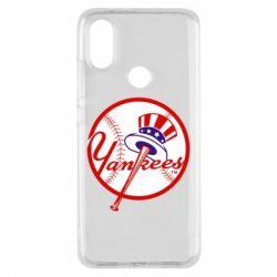 Чохол для Xiaomi Mi A2 New York Yankees