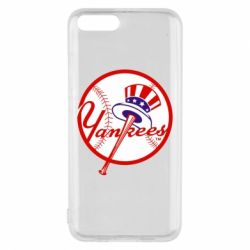 Чохол для Xiaomi Mi6 New York Yankees