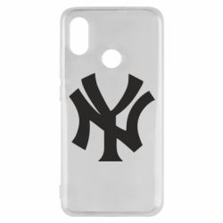 Чехол для Xiaomi Mi8 New York yankees - FatLine